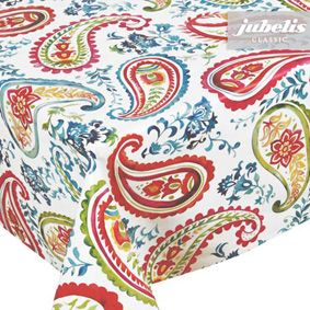 Durable Oilcloth with Modern Patterns