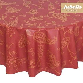 Tablecloth made to measure coated cotton