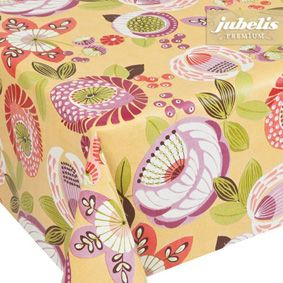Tablecloth made to measure from oilcloth in square shape